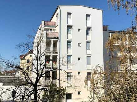 Etagenwohnung - zentrale Wohnlage in Straubing