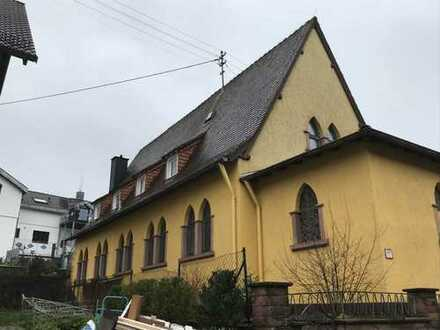 Kaiserslautern/ Nähe: Aussergewöhnliches Wohnhaus