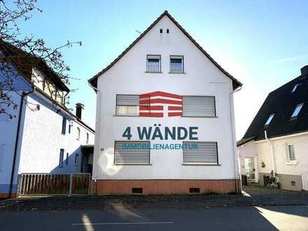 Sanierungsbedürftiges Einfamilienhaus mit Scheune zum ausbauen in Fernwald