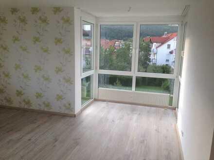 Tuttlingen Nordstadt Gepflegte 3-Raum-Wohnung mit Balkon und Einbauküche
