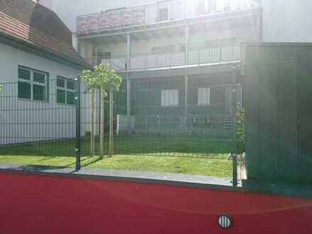 Erdgeschosswohnung mit großer Terrasse in Partenheim