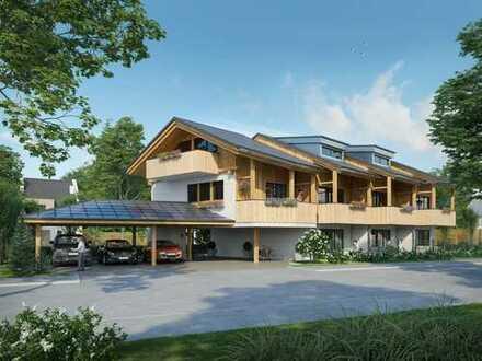 Neubau: Modernes Reihenhaus in zentraler, ruhiger Lage!