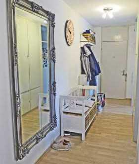 5899 - 3-Zimmerwohnung mit Balkon in der Innenstadt-West!