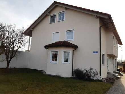 Ansprechende und gepflegte 5-Zimmer-Doppelhaushälfte zur Miete in Reichertshofen