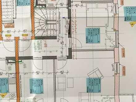 neuwertige 4,5-Zimmer-EG-Wohnung mit wunderbarem Blick, Garten, Balkon und EBK in Neusäß