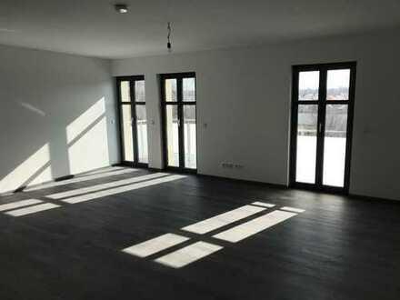 Erstbezug mit Einbauküche und Balkon: exklusive 2-Zimmer Wohnung im Herzen von Werder
