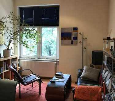 ***Bornheim/Zwischen Zoo und Ostpark*** 3-Zimmerwohnung mit 2 Balkonen
