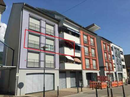 2 Zimmer-Seniorenwohnung mit Balkon und EBK im Herzen von Wehr