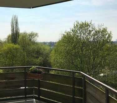 D`dorf-Gerresheim- schöne ETW mit Aufzug, EBK, Sonnenbalkon & Garage zu Verkaufen