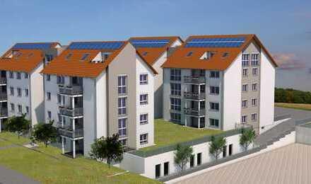 Geräumige 3-Zimmerwohnung mit großem Balkon