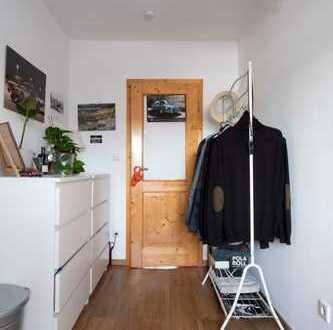 Möbliertes, gemütliches 15qm Zimmer in 6er WG in Darmstadt Innenstadt