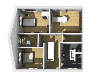 Schönes, geräumiges Haus mit fünf Zimmern in Chemnitz, Rabenstein