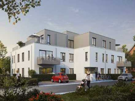 4-Zimmer-Wohnung mit eigenem Garten und 2 Terrassen