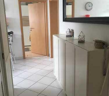Stilvolle, gepflegte 3-Zimmer-Wohnung mit Balkon und EBK in Landau in der Pfalz