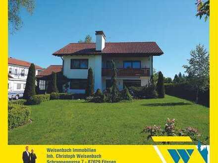 Top gepflegtes Einfamilienhaus in charmanter und sonniger Lage mit unverbaubarem Panoramablick
