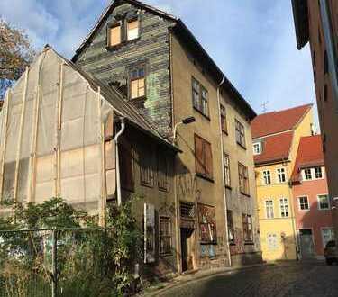 Pilse 14 - Quartier südlich des Wenigemarktes/ Kürschnergasse