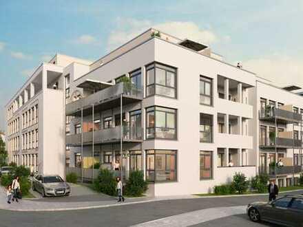 Verkaufsstart: 4 Zimmer Maisonette Penthouse mitten in Herzogenaurach - KFW 85
