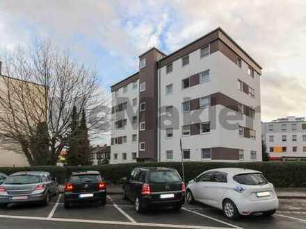 Bezugsfreie 4-Zimmer-Wohnung mit Pkw-Stellplatz