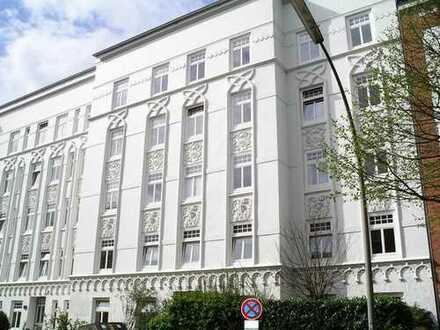 Schöne 2-Zimmer-Altbau-Eigentumswohnung in Hamburg-Eppendorf