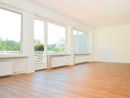 Erstbezug nach Teilsanierung: 3,5-Zimmer-Wohnung - großer Südbalkon - 2 Min. zum Neuenheimer Feld..