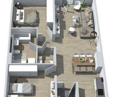 """84m² """"Erholungsraum"""" - Ihre Eigentumswohnung mit Platz für die ganze Familie"""