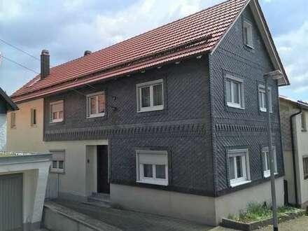 Einfamilienhaus mit Platz für Hobbys!