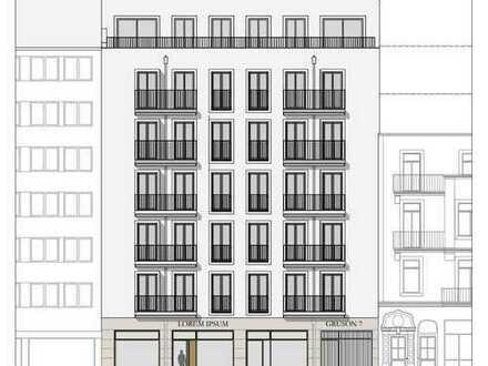 Neubauprojekt im Ostend - Modernes Arbeiten in bester Lage