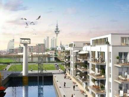 WASSERHÄUSER - Gewerbeflächen direkt am Hafen! 104 - 234 m²
