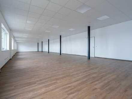 Interpark Kösching: Top moderne Bürofläche mit ca. 230 m² im Erstbezug zu vermieten!