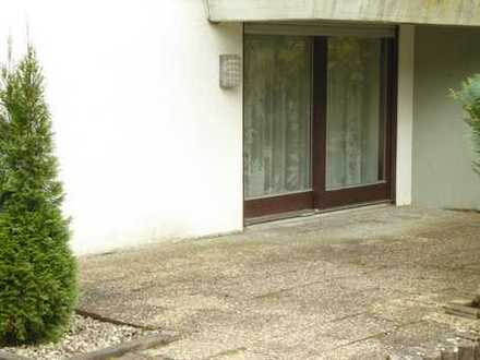 Gepflegte 2-Zimmer-EG-Wohnung mit Balkon in Spraitbach