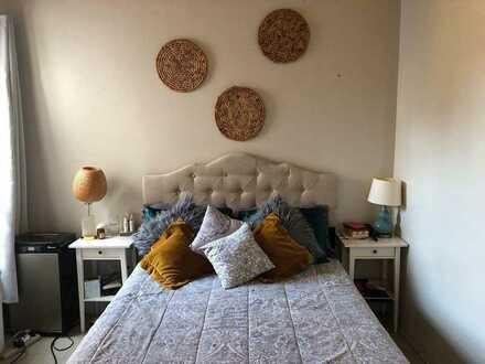 Möbliertes 17m² Zimmer in netter 2er WG in Bilk, sehr gute Lage