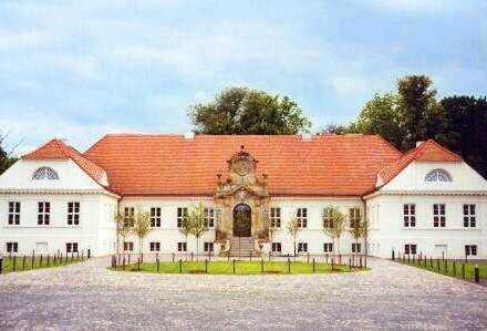 Beim Schloß Diedersdorf Schönes Baugrundstück für Einfamilienhaus oder Doppelhaus