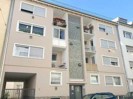 Vermietete 2-Zi.-Wohnung mit Stellplatz!