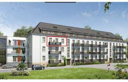 Schöne 4-Zimmer-Wohnung mit Balkon und Wintergarten: provisionsfrei vom Eigentümer