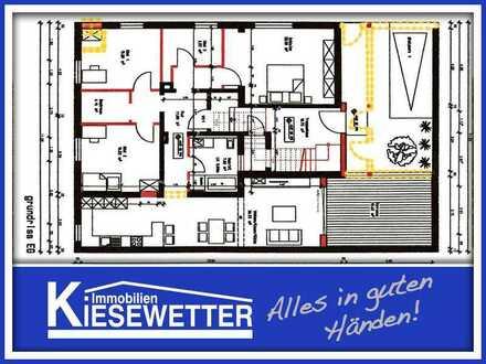 Alles neu! Kernsaniertes 3 Familienhaus in Bürstadt