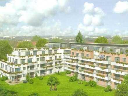 Bestens vermietete 2-Zi-Whg., großer Balkon, EBK, tip top gepflegte Wohnanlage Nähe Harras U6