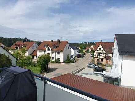 Exklusive, sanierte 3-Zimmer-Wohnung mit Balkon und EBK in Rednitzhembach-Igelsdorf