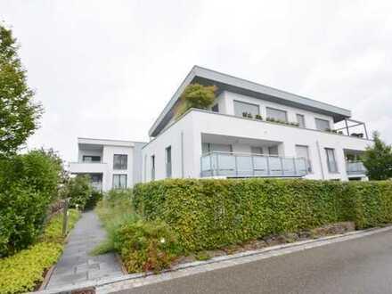 Top Lage im Baugebiet Bühl: 4 Zimmer-Obergeschosswohnung mit 20 qm großem Balkon