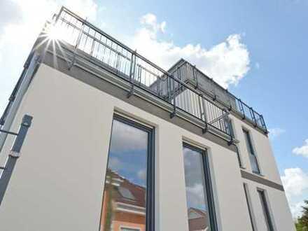 Moderne Penthouse Wohnung mit herrlichem Weitblick/ Terrasse/ Aufzug/ Tiefgarage