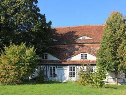 Barockes Herrenhaus in Vorpommern