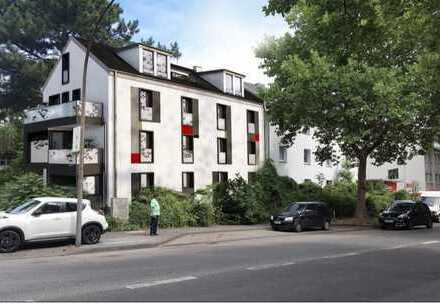 Neubau - wunderschöne DG-Wohnung im Herzen von Köln inkl. neuer Nobilia Einbauküche