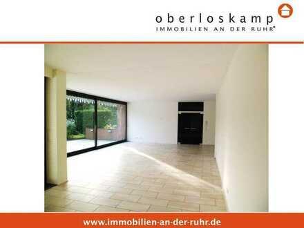 Wohnen auf einer Ebene am Naturschutzgebiet von Ratingen – Hösel mit hochwertiger Ausstattung
