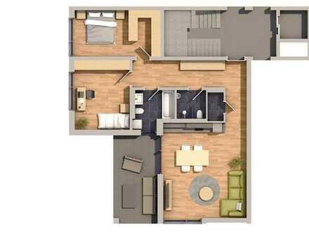 Wohnung 05 | 102,41m² | 3 Zimmer