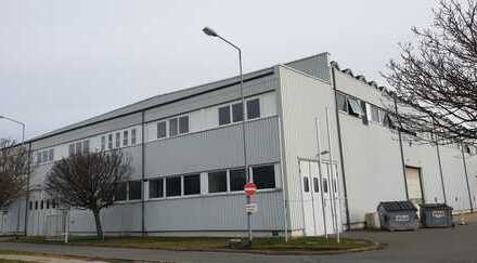 Hallen-, Hochlager- und Bürofläche // Speditionslager !!!