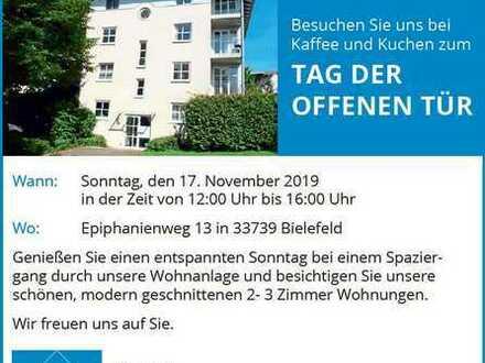 TAG DER OFFENEN TÜR am 17.11.19 - 12:00 bis 16:00 Uhr // Kind & Co. Willkommen im neuen Heim