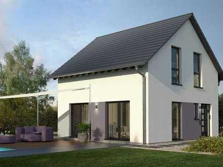 Perfektes Familienglück, Haus mit Grundstück für den kleineren Geldbeutel