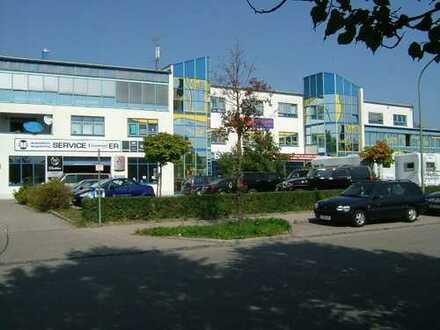12 qm Kleinbüro in Bürogemeinschaft mit WC-Benutzung in Büroetage in Augsburg