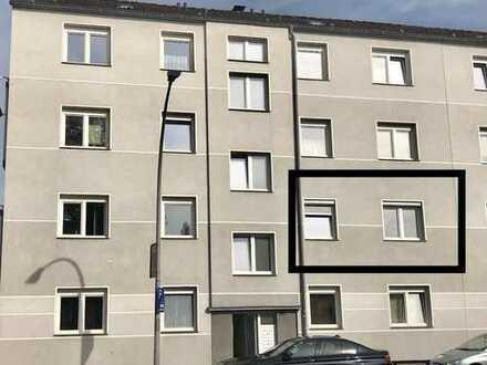 Provisionsfrei! Fußläufig zur Uni Duisburg sowie zum Hauptbahnhof zu erreichende 3,5-Zimmer-Wohnung