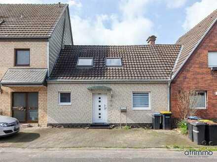 Ein neues Zuhause in Höhenberg: EFH mit großem Garten + Ausbaupotenzial in Top-Lage