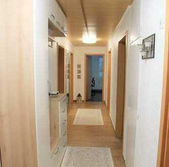 Top gepflegte 4-Zimmer Whg. mit 2 Balkone